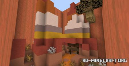 Скачать Find the Button: Biomes 2 для Minecraft