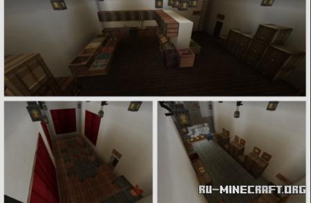 Скачать Mansion of Madness 2.0 для Minecraft