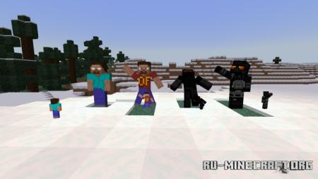 Скачать Mike's Interactive Npc's для Minecraft PE 1.16