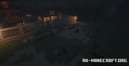 Скачать 7 Days a Zombie Apocalypse Survival для Minecraft