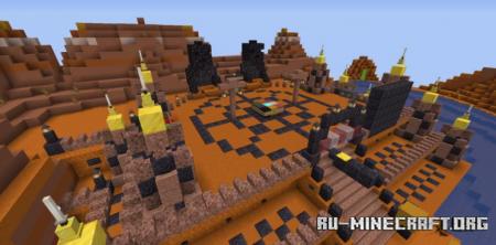 Скачать OnlyParkour2 Thatbyinnyu Temple для Minecraft