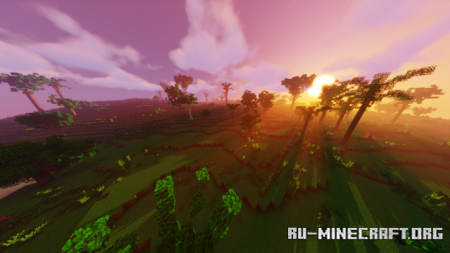 Скачать Gardens of Azerea для Minecraft PE