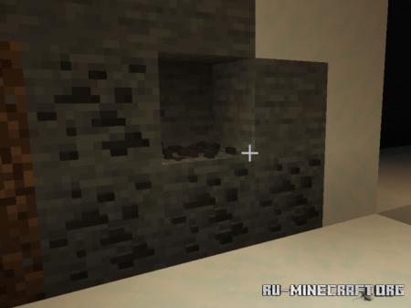 Скачать Vanilla 3D для Minecraft PE 1.16