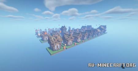 Скачать Village Transformation для Minecraft