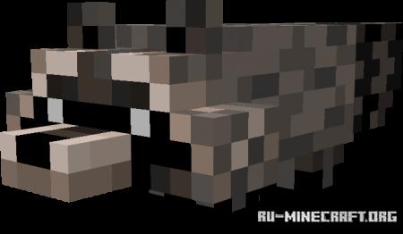 Скачать bum_Fauna для Minecraft PE 1.16