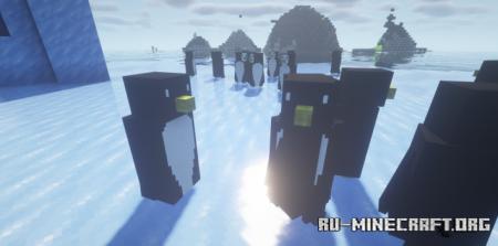 Скачать Bizzare Animals для Minecraft 1.16.5