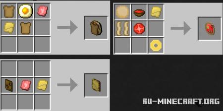 Скачать Ham N' Cheese для Minecraft 1.16.5