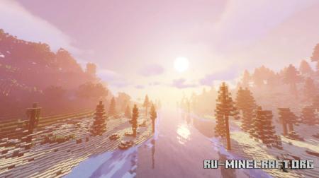 Скачать Pandora's Paradise для Minecraft PE