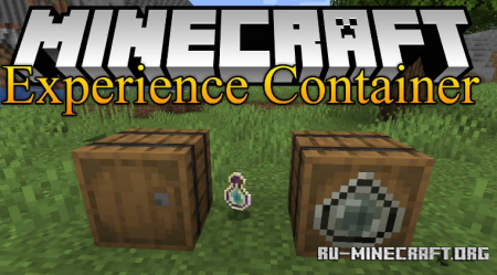 Скачать Experience Container для Minecraft 1.16.5