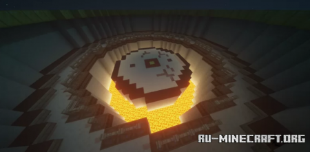 Скачать Just a Mob Arena by xXHexagonType360Xx для Minecraft