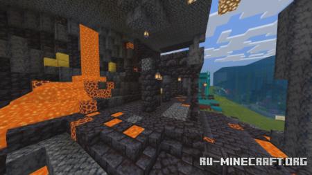 Скачать Biome Texture Test Map для Minecraft PE