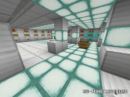 Скачать The Woodland Mansion Challenge для Minecraft PE