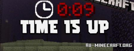 Скачать Time Is Up для Minecraft 1.16.5