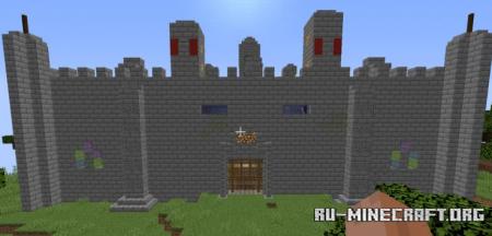 Скачать Castle Hide and Seek для Minecraft