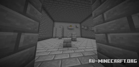 Скачать Stone Parkor map для Minecraft