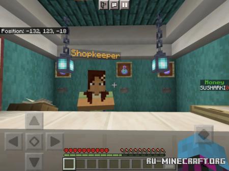 Скачать Hydrated Parkour для Minecraft PE