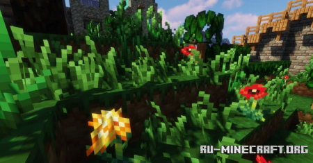 Скачать New Wakuyian для Minecraft 1.15