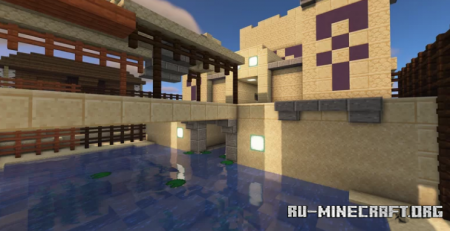 Скачать TempleFort ддля Minecraft