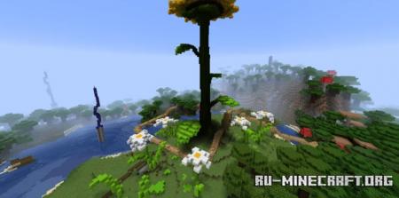 Скачать Secret Forest Hideout: Trull для Minecraft
