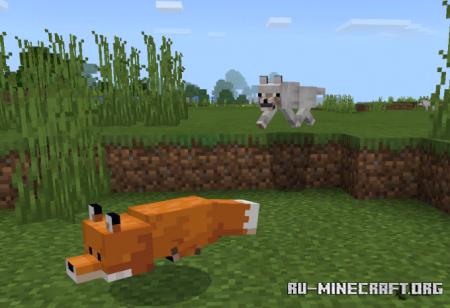 Скачать DERPCRAFT для Minecraft PE 1.16