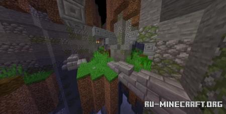 Скачать Temple of Ifflin (Puzzle Map) для Minecraft
