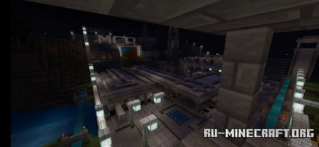 Скачать MCR Foundation для Minecraft PE