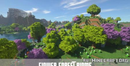 Скачать World Plus для Minecraft 1.16
