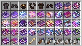 Скачать xali's Enchanted Books для Minecraft 1.16