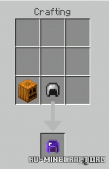 Скачать Merging Items для Minecraft PE 1.15
