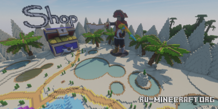 Скачать Pirate Theme by FewZy для Minecraft