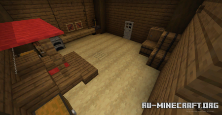 Скачать One Room Escape by Deboonis для Minecraft PE