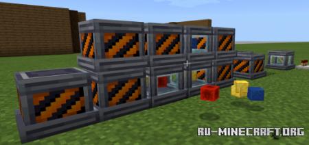 Скачать Generate and Duplicate для Minecraft PE 1.16
