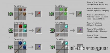 Скачать Artificial Foliage для Minecraft 1.16.5