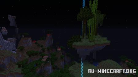Скачать Advance map для Minecraft