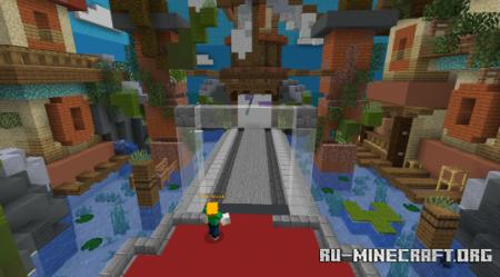 Скачать Fix The Wall для Minecraft