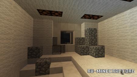 Скачать The Redstone Labs v1.2 для Minecraft