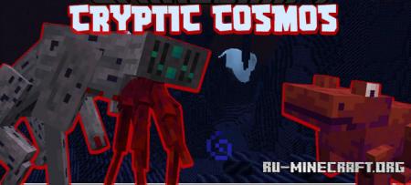 Скачать Cryptic Cosmos для Minecraft 1.16.5