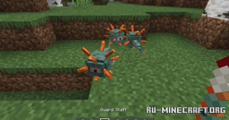 Скачать theluxure's Minions для Minecraft 1.16.5