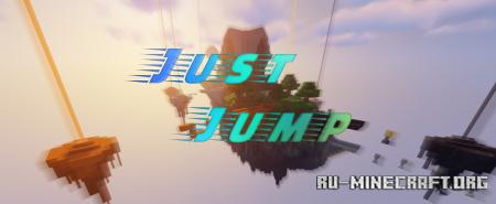 Скачать JUST JUMP для Minecraft