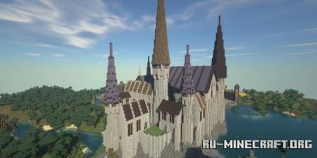 Скачать The City of Paxkirk для Minecraft