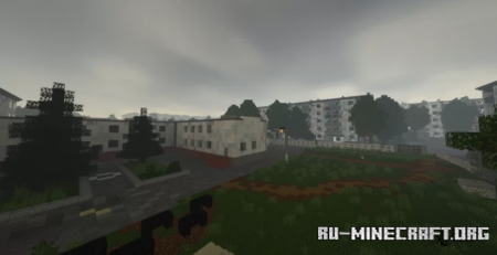 Скачать Post-Soviet Streets для Minecraft