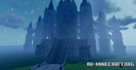 Скачать Anor Londo by Turtlemeister для Minecraft
