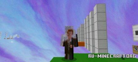 Скачать Animated Skins для Minecraft PE 1.16