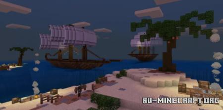 Скачать Pirates Plank для Minecraft