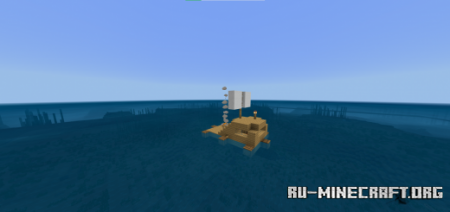 Скачать Raft, The Survival Game для Minecraft PE