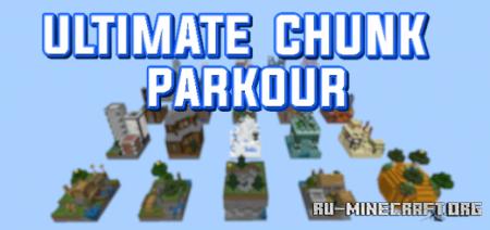 Скачать Ultimate Chunk Parkour для Minecraft PE