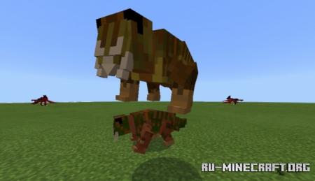 Скачать Arkcraft для Minecraft PE 1.16