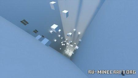 Скачать White Tower Parkour для Minecraft PE