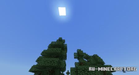 Скачать The Unreachable Sky для Minecraft PE
