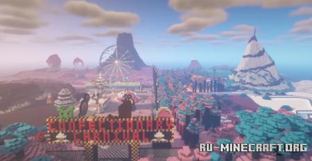Скачать Confectionary Carnival для Minecraft